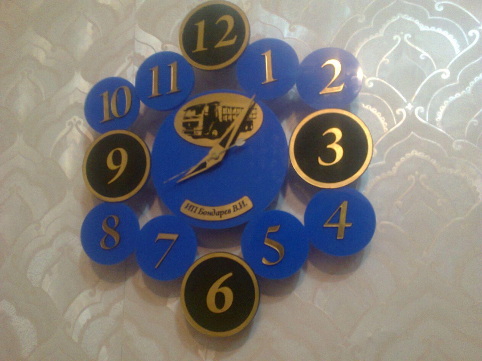 Часы шары