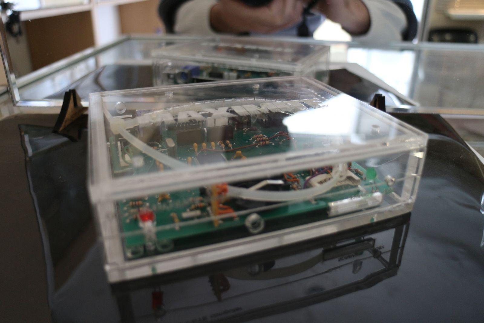Корпус микрокомпьютера