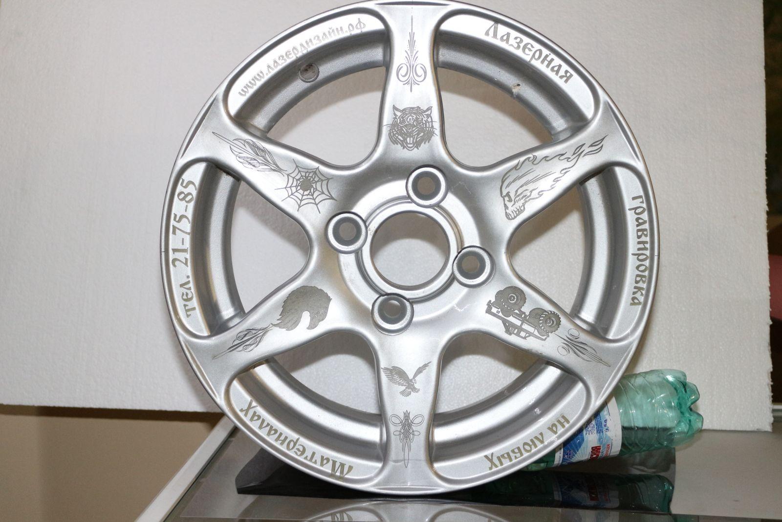Колесный диск алюминий