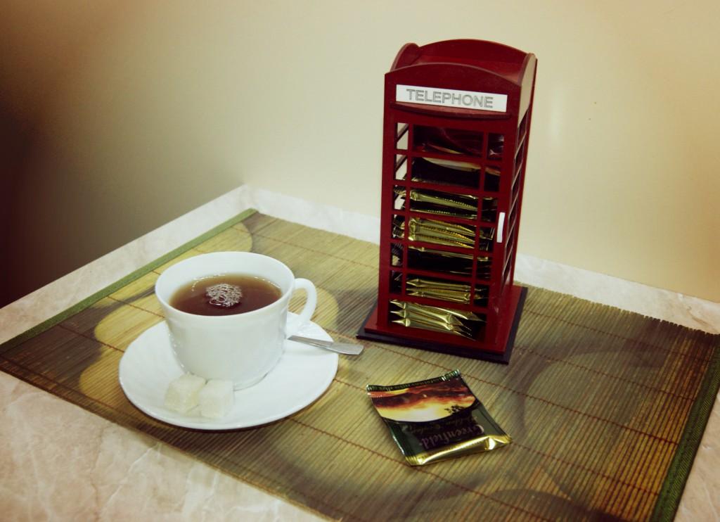 чайная будка